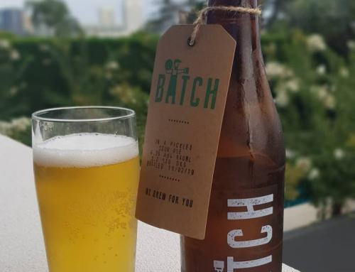 Batch Brewing 'In A Pickle' Sour Ale