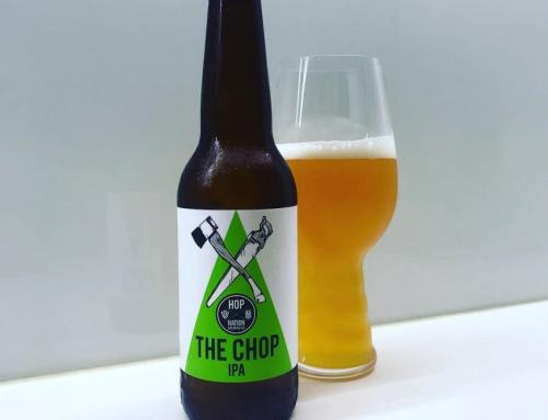 Hop Nation Brewing The Chop IPA