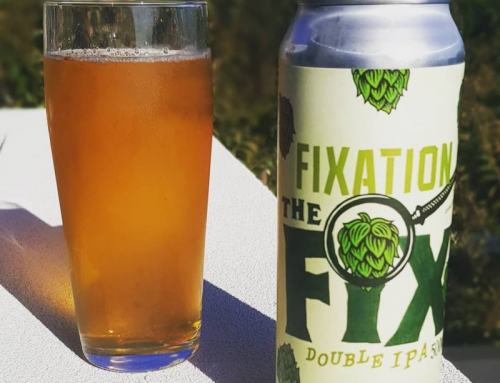 Fixation Brewing The Fix Double IPA