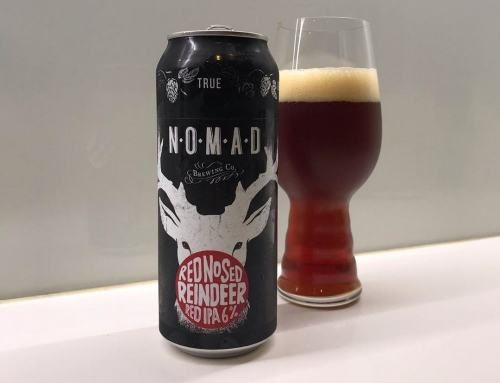 Nomad Brewing Co Red Nose Reindeer Red IPA