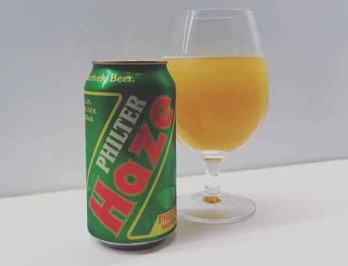 Philter Brewing Haze IPA