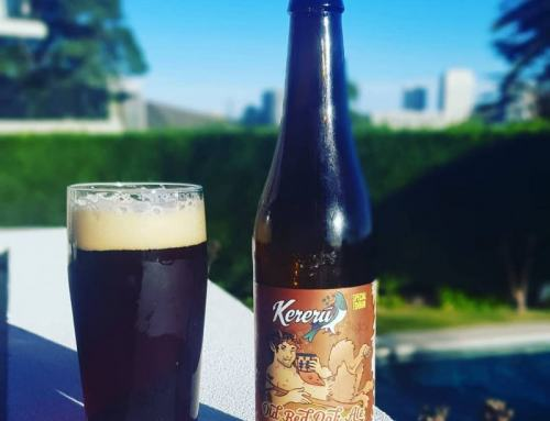 Kereru Brewing NZ Old Red Oak Ale Special Edition Amber Ale