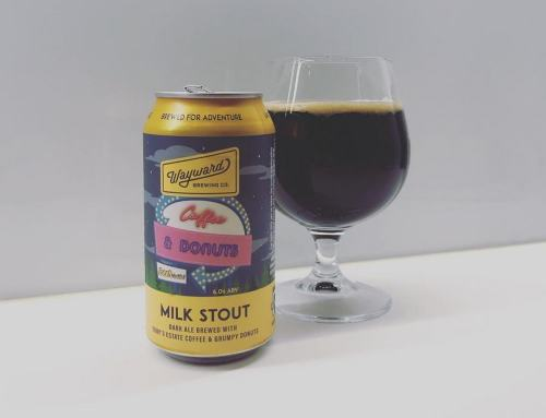 Wayward Brewing Coffee and Donuts Milk Stout